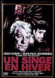 冬の猿 [DVD] - ジャン・ギャバン, ジャン・ポール・ベルモンド, シュザンヌ・フロン, アンリ・ベルヌイユ