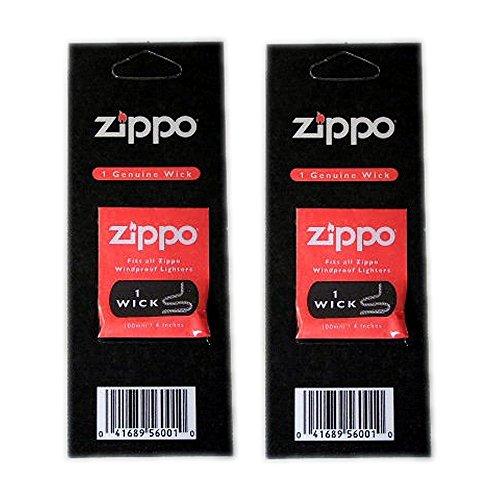 ZIPPO ウィック(替え芯) ジッポー社製純正消耗品 ★2個セット★