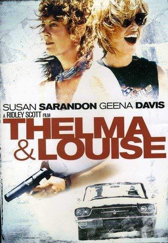 Thelma & Louise by Susan Sarandon