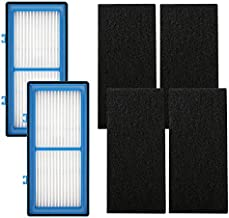 Replacement Filter(2 True HEPA Filters + 4 Carbon Booster Filters)Compatible with Holmes AER1 Type Total Air Filter,HAPF30AT for Holmes Air Purifier Filter AER1