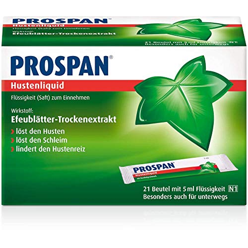 PROSPAN Hustenliquid, 21X5 ml