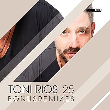 25 Bonus Remixes