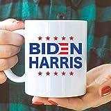 N\A Taza de café Divertida de cerámica de 11 oz, Biden Harris, Kamala Harris, Biden para Presidente, Biden Harris 2020, Kamala, Anti Trump, Regalos para Navidad y Acción de Gracias
