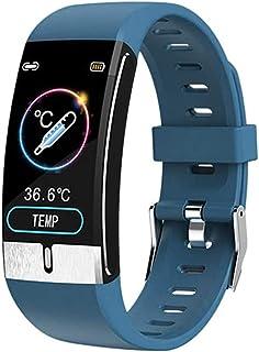 Zeerkeer Smartwatch,ECG+PPG Reloj Inteligente con Pulsómetro,Calorías,Monitor de Sueño Monitores de Actividad Impermeable IP68 Smartwatch Hombre Reloj Deportivo para Android iOS