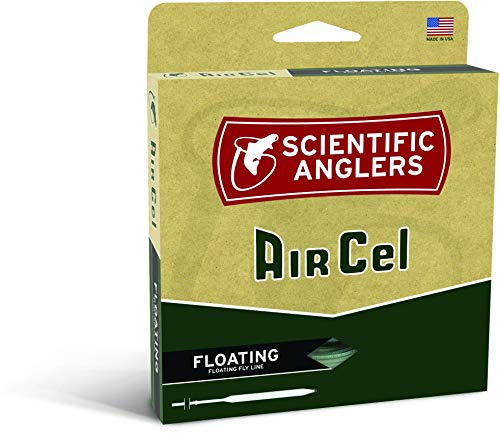 Scientific Anglers Air Cel Floating Lines, Yellow, WF- 5-F, Model Number: 103817