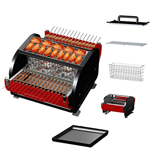 Buy Discount Barbecue Tools BBQ Smokeless BBQ Grill Charcoal Grill Hanging Grill Portable Grill Avai...