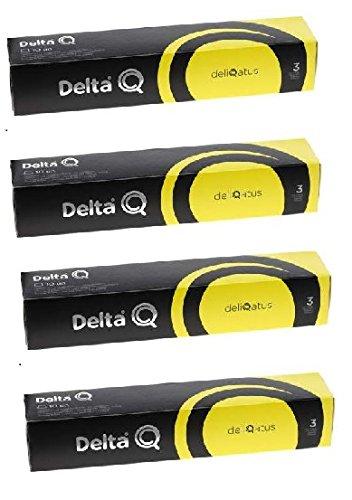 Capsulas Delta Q Deliqatus 40 Unidades