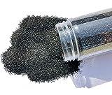 FAIRY TAIL & GLITZER FEE Sabbia Decorativa 800 g, Nero, Antracite, Sabbia, Sabbia, Granula...