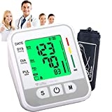 Best cuff blood pressure - Blood Pressure Monitor, Automatic Digital BP Monitor Upper Review