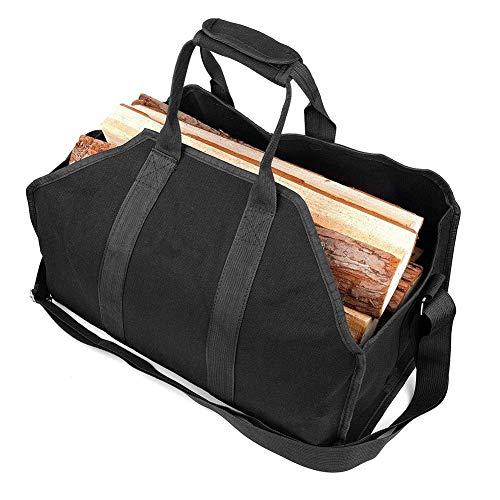 Uitomely Opbergtas, canvas match, opbergtas, outdoor, mat, opbergtas, canvas, brandhout, draagtas