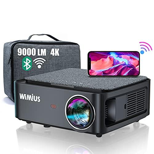 Proyector WiFi Bluetooth Full HD 1080P...