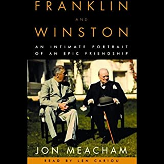 Franklin and Winston cover art
