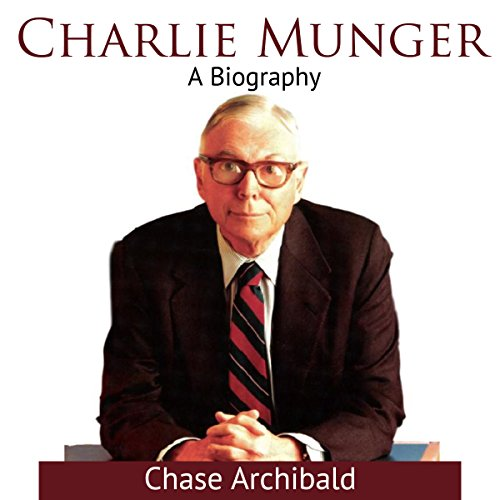 Charlie Munger: A Biography  By  cover art
