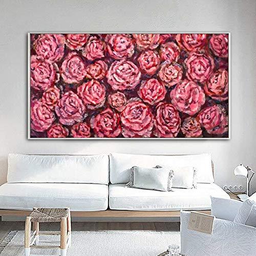 Malerei abstrakte Kunst Leinwand Malerei Wandkunst für Wohnzimmer Schlafzimmer moderne dekorative Bilder Home Decoration D 30X60CM