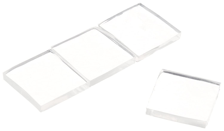 サンワサプライ 透明耐震ゴムG-BLOXゲル(20mm角4枚入り) QL-E85