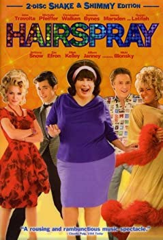 Hairspray  Two-Disc Shake & Shimmy Edition