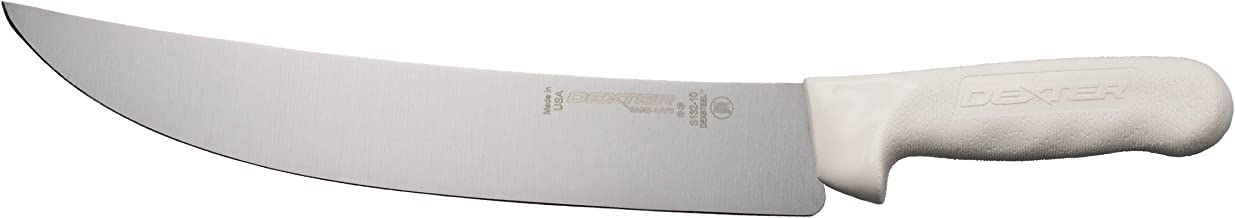 Dexter Sani-Safe Cimeter Steak Knife, 25 cm