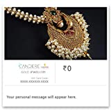 Candere Gold Jewellery - Digital Voucher