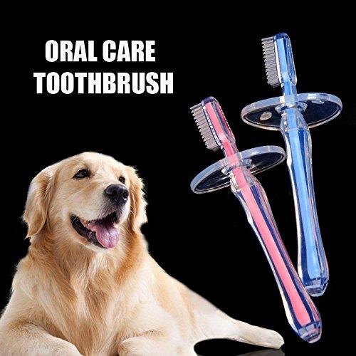 Bazaar huisdier hond mondverzorging tandenborstel verwijderen tartar verzorging hond kat tandverzorging hondenverzorging