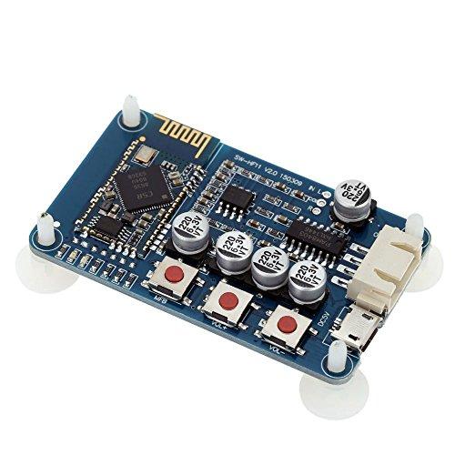 ICQUANZX Draadloze Bluetooth 4.0 Audio-ontvanger Board Stereo Digitale Versterker Module Mini USB 5V