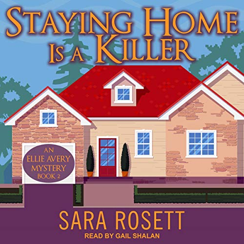Staying Home Is a Killer cover art