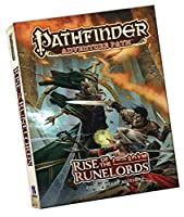 Pathfinder Adventure Path - Rise of the Runelord (Rise of the Runelords)