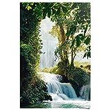 REINDERS Wasserfälle - Zaragoza - Poster 61 x 91,5 cm