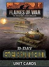 Flames of War: Late War: German: D-Day Unit Cards (FW263U)