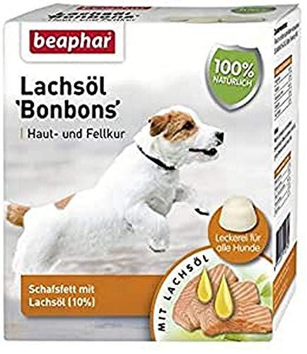 Beaphar Lachsölbonbons 245g