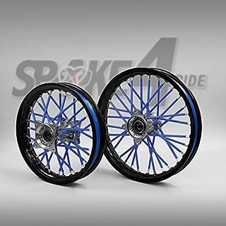 Copri raggi Yamaha WR 125 X Motea SPX blu scuro