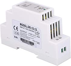 【2021 New Year 𝐏𝐫𝐨𝐦𝐨𝐭𝐢𝐨𝐧】 Easy to Install Work Efficiency 85 (%) Din Rail Outlet, Half Bridge DIN Rail Power Supp...