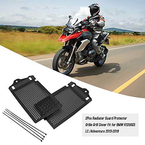 VISLONE Bmw R1200GS LC/Adventure Accessori moto Griglia protettiva Griglia radiatore Protezione radiatore per Bmw R1200GS LC/Adventure 2013 2014 2015 2016 2017 2018 2019