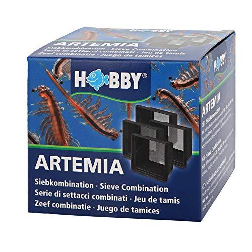 Hobby 21630 Artemia Siebkombination, 4 Siebe, 180, 300, 560, 900 my