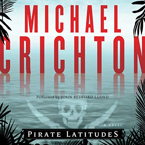 Page de couverture de Pirate Latitudes