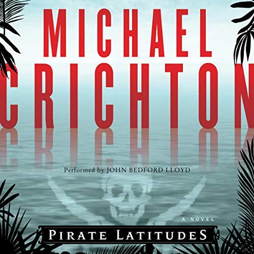 Pirate Latitudes audiobook cover art
