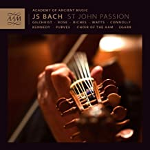 academy of ancient music st john passion