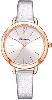 Wristband Women's Wrist Watches Ladies Series Girls Watch Female for Women Candy Color Watch Belt Ladies Quartz Watch,Colo...
