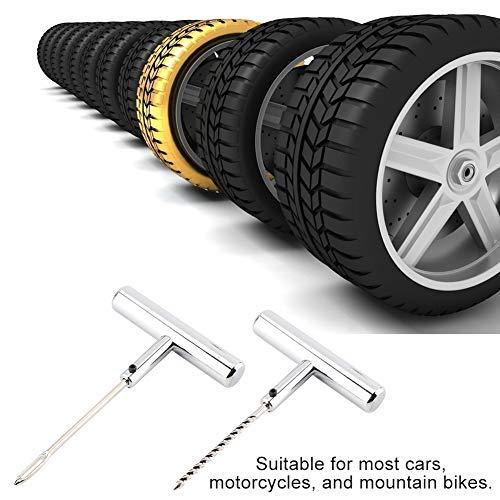 Herramienta de emergencia Reparación de neumáticos, Herramienta de reparación de neumáticos, Bicicletas de montaña para automóviles, camiones, motocicletas
