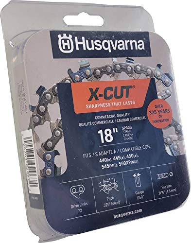 Husqvarna 581643603 X-Cut SP33G 18