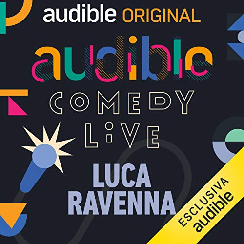 Audible Comedy LIVE #4 copertina