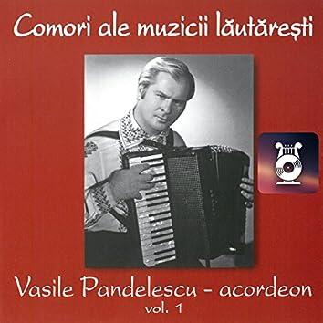 Vasile Pandelescu, Vol. 1 (Acordeon)