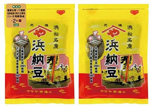 無添加 浜納豆 86g×2袋セット★ ネコポス★ 麹菌使用 北海道産大粒大豆使用 15ヶ月間発酵・熟成させた伝統食品 味噌に似た味わい、おつまみやごはんのお供に