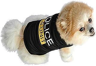 f7e64d827c87 Fatchot Pet Vestiti, Cucciolo di Cane Gatto Morbido Costume Abbigliamento  Moda Cute t-Shirt