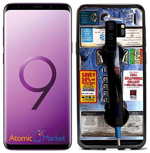 Münzfernsprecher Für Samsung Galaxy S9Plus + 2018Schutzhülle von Atomic Markt