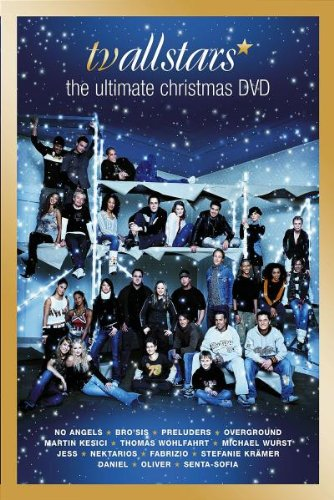 TV Allstars - The Ultimate Christmas DVD