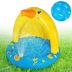 Image of Inflatable Baby Pool,...: Bestviewsreviews