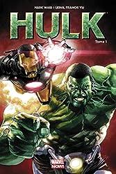 Hulk marvel now - Tome 01 de WAID-M+YU-LF