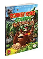Donkey Kong Country Returns - Prima Official Game Guide de Michael Knight