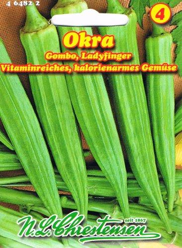 Okra Gombo Ladyfinger