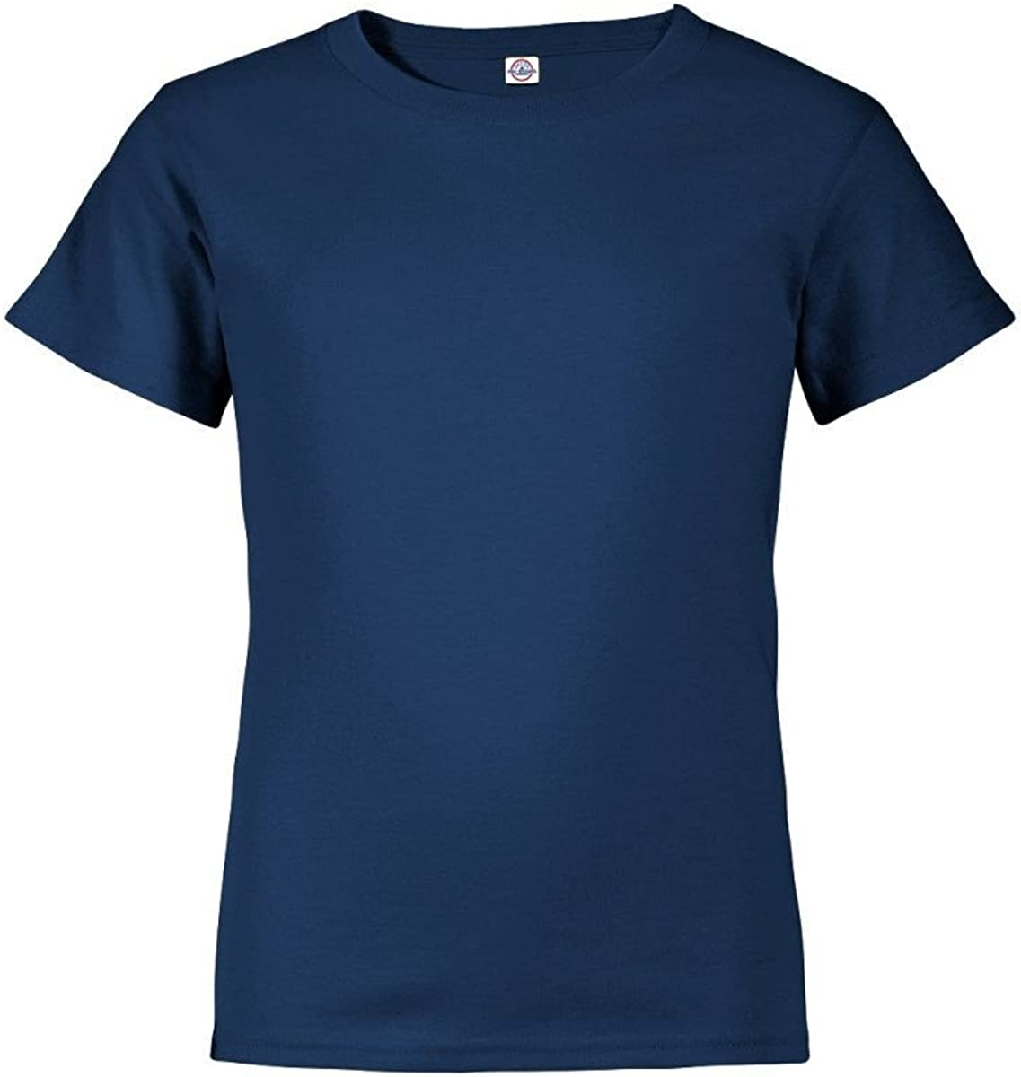 Delta Boy's Pro Weight 5.2 oz Retail Fit Tee, Ath, XS